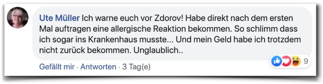 Zdorov Erfahrungen Bewertungen Zdorov Facebook