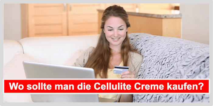 Anti Cellulite Creme kaufen