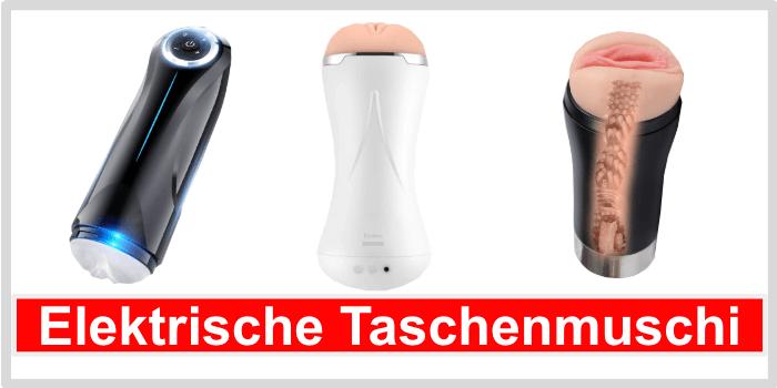Elektrische Taschenmuschi