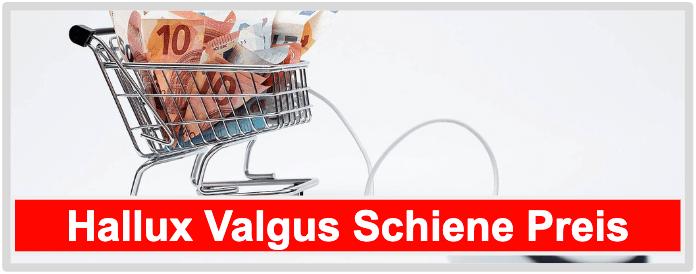 Hallux Valgus Schiene Preis Kosten Preisvergleich