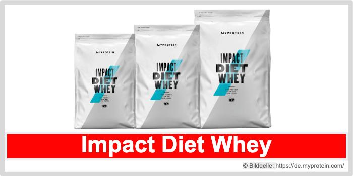 Impact Diet Whey Myprotein