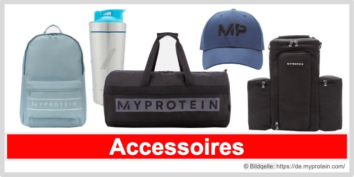 Myprotein Accessoires