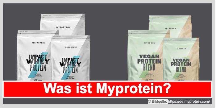 Was ist Myprotein