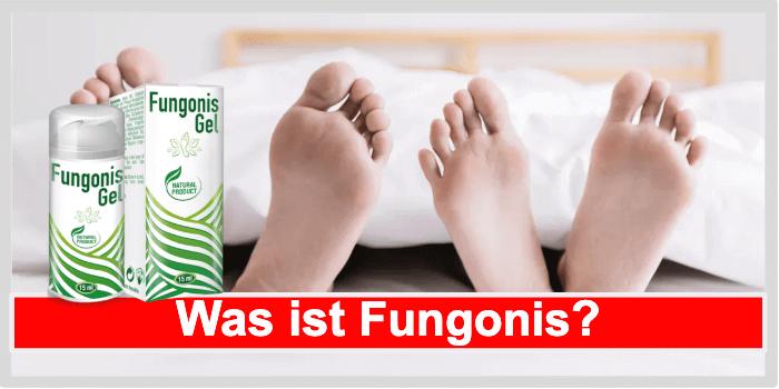Was ist das Fungonis Gel