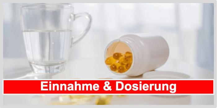 Vitalrin Einnahme und Dosierung