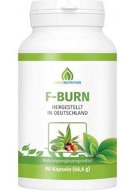 F-burn fatburner beitrag test
