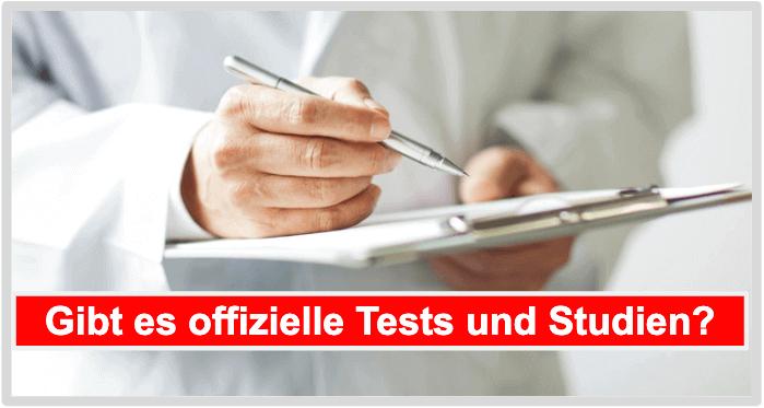 Hallupro Test Studien