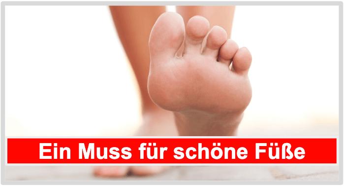 Hornhaut Socken für schöne Füße