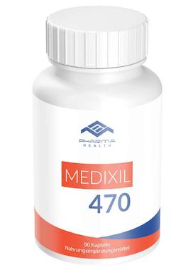 Medixil 470 Stoffwechsel Tabletten tabelle