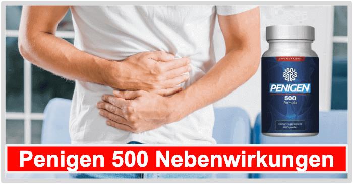 Penigen 500 Nebenwirkungen Unverträglichkeiten Risiken