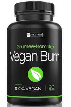 Vegan Burn Stoffwechsel Tabletten Test