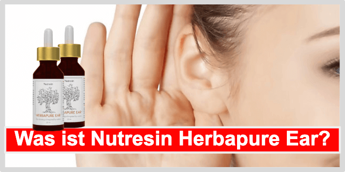 Was ist Nutresin Herbapure Ear