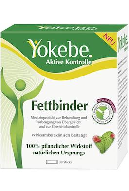 Yokebe Forte Fettbinder