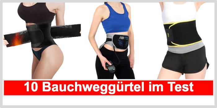 Neopren Fett-Brenner Bauchweggürtel Gurt Training Übungen Abnehmen Cellulite