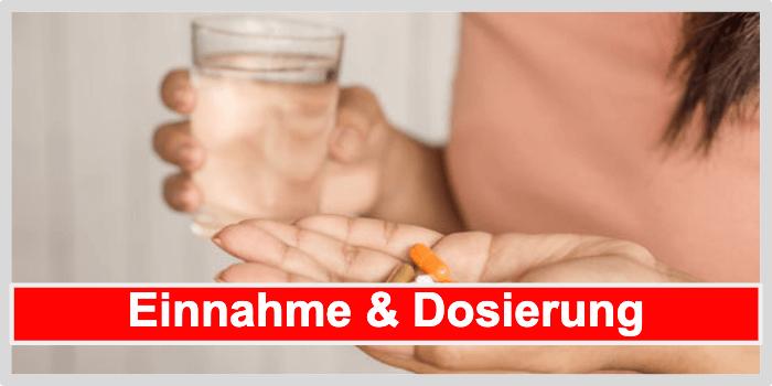 Diätpillen Einnahme und Dosierung