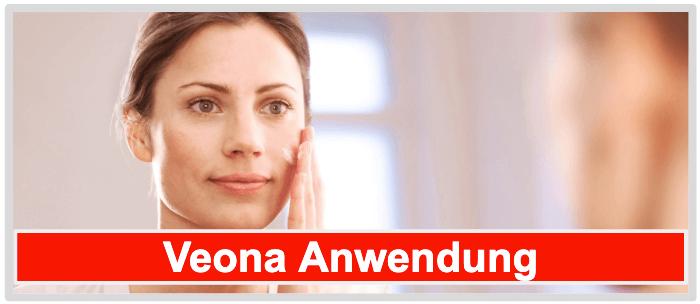 Veona Anwendung Dosierung Skincare