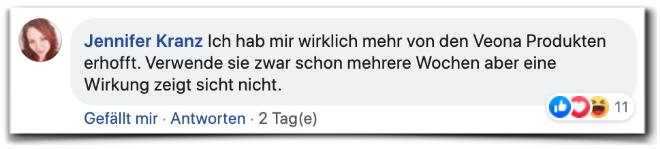Veona Kritk Bewertung Facebook