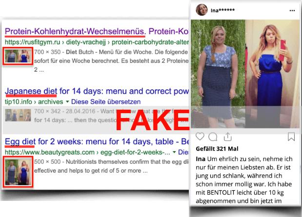 Bentolit Fake Erfahrungsberichte