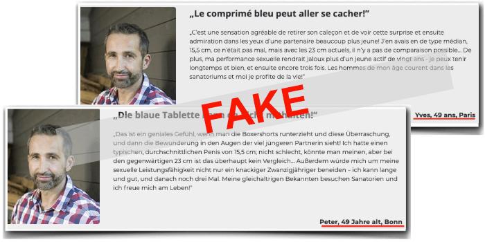 Collosel Fake Erfahrungsbericht