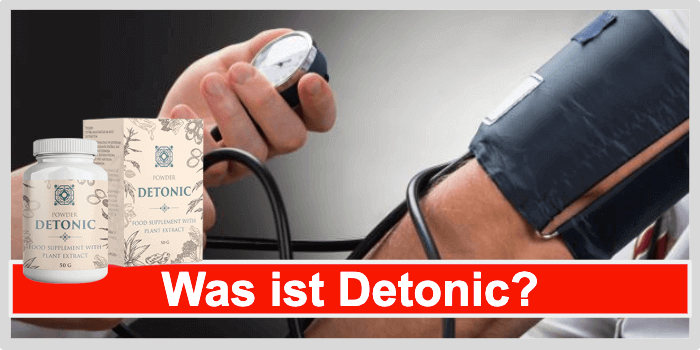 Was ist Detonic