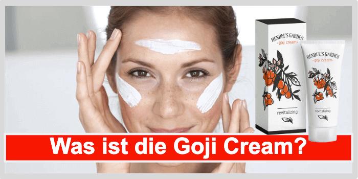 Was ist die Goji Cream