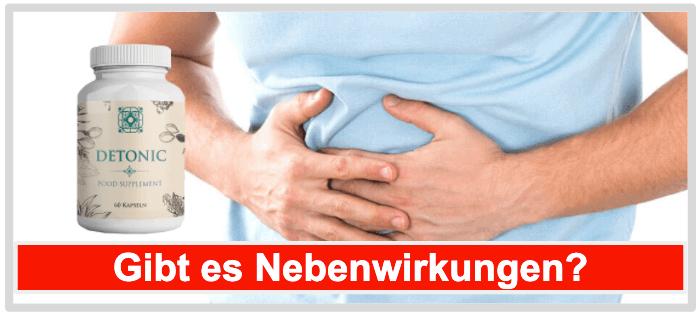 Detonic Nebenwirkungen Risiken Unverträglichkeiten