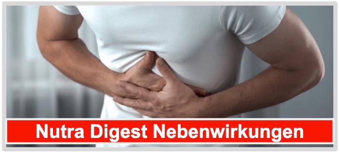 Nutra Digest Nebenwirkungen Unverträglichkeiten