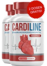 Cardiline Abbild Tabelle