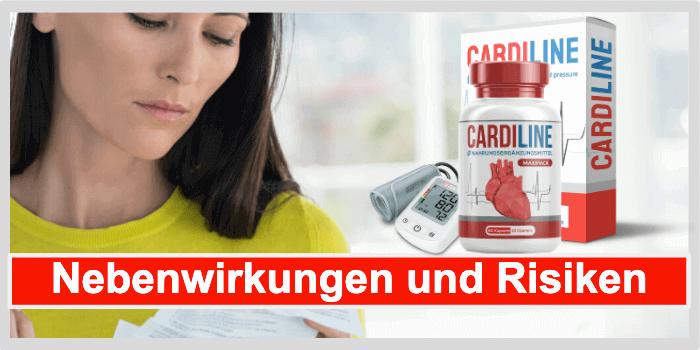Cardiline Nebenwirkungen Risiken