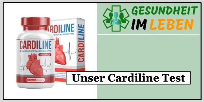 Cardiline Test