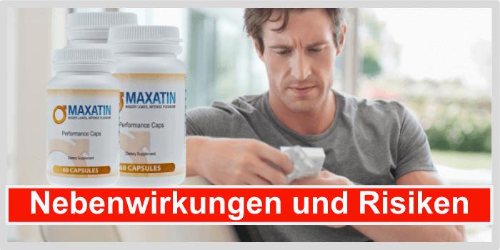 Maxatin Nebenwirkungen Risiken Unverträglichkeiten