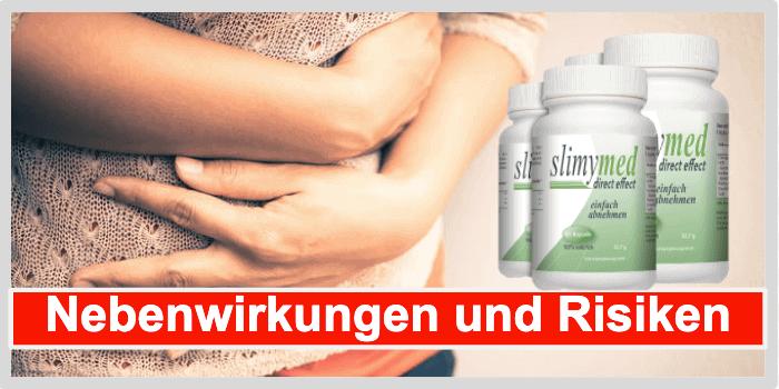 Slimymed Nebenwirkungen und Risiken