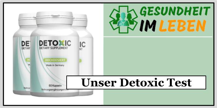 Detoxic Test
