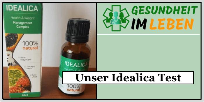 Idealica Test