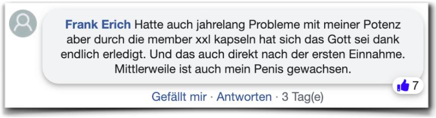 Member xxl Erfahrungen Bewertungen facebook