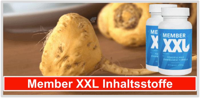 Member xxl Inhaltsstoffe Wirkung Wirkstoffe