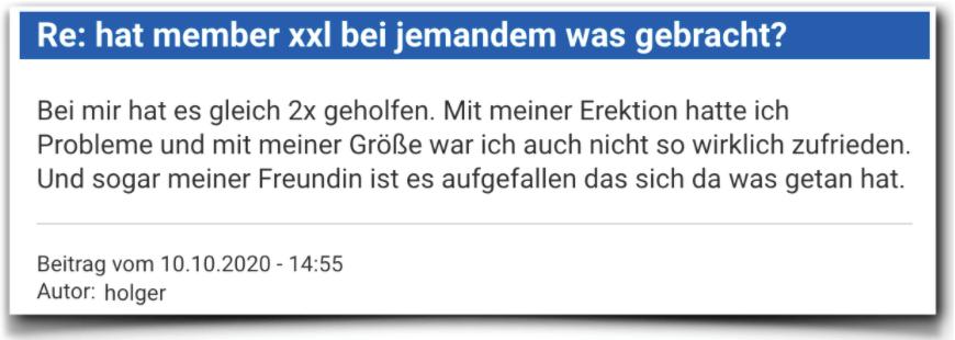 Memberxxl Erfahrungen Erfahrungsberichte member xxl