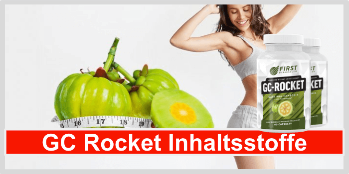 GC Rocket Inhaltsstoffe