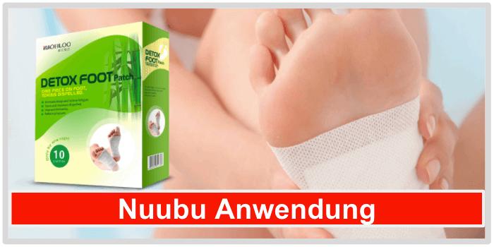Nuubu Anwendung Anwender