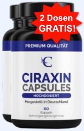 Ciraxin Capsules Abbild Tabelle Vergleich