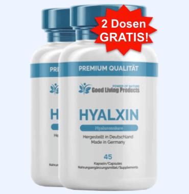 Hyalxin Hyaluronsaeure Kapseln Abbild